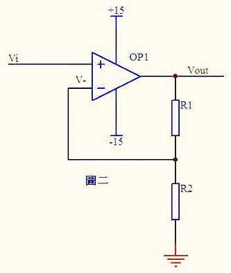 运算放大器基本电路分析