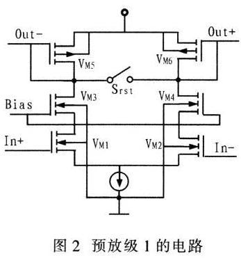 一种中速高精度模拟电压比较器的设计