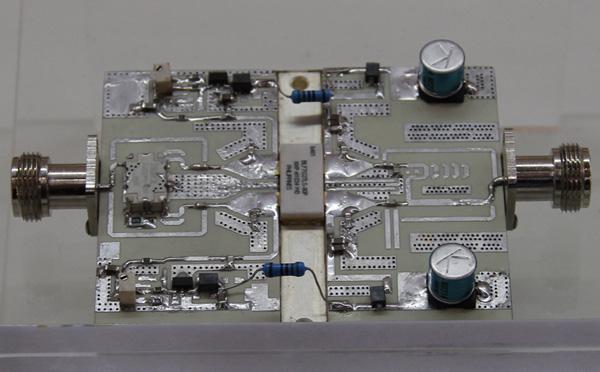 恩智浦在基站射频功率放大器
