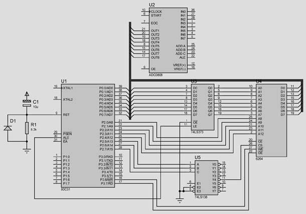 基于rtx51 tiny的电梯控制器设计方案
