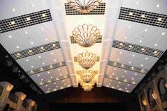 东方银座夜景照明设计案例详解