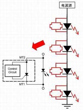 基于交流或直流电源的LED驱动电路设计实例 - 水起风声 - 漫步云端,我心飞翔