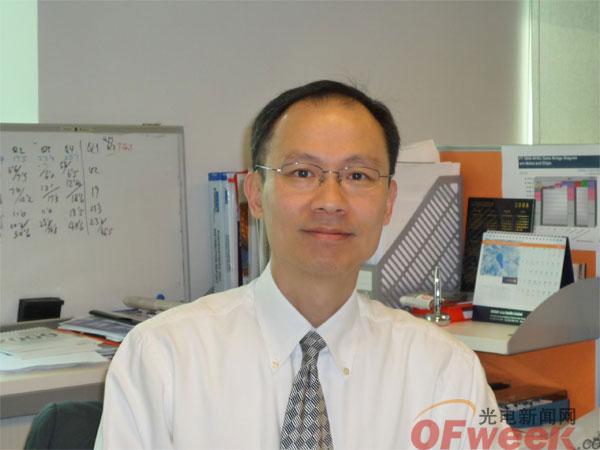 亚太区销售副总裁林肇基先生
