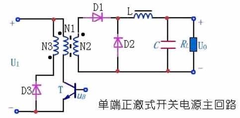 开关电源拓扑结构概述