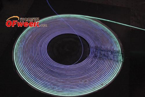 大模场光纤激光器