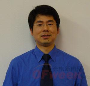 安森美半导体亚太区电源管理部市场推广经理蒋家亮