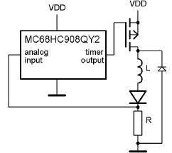 基于微控制器的LED驱动器