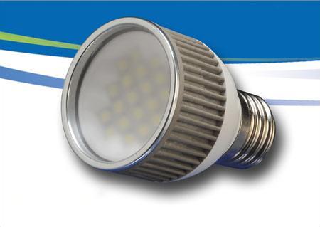 Marktech的二代PAR20 LED灯泡样品