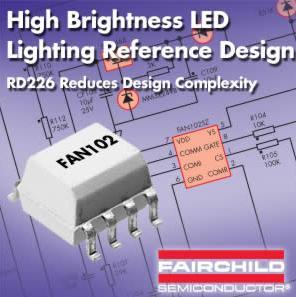 12W LED照明参考设计RD226