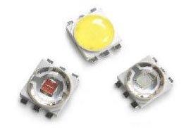 安华高科技新款超小型高亮度3W LED