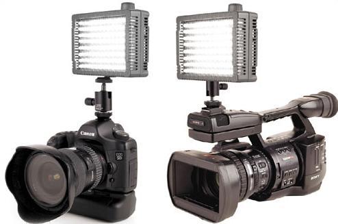 LED补光灯MicroPro样品