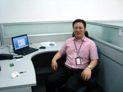 上海普然通讯业务发展总监徐渠
