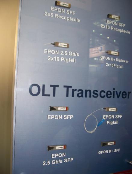 OneChip展示基于光子集成电路的高性能低成本收发器