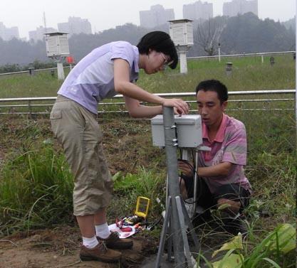 激光雨滴谱仪投入人工影响天气综合观测业务使用