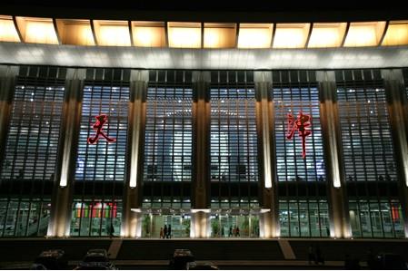 津火车站灯光照明案例解析