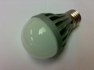 塑料散热器LED球泡灯