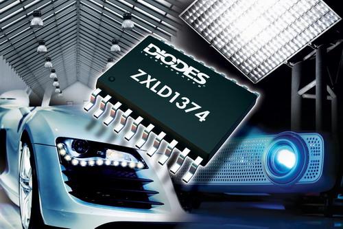 ZXLD1374 LED驱动器