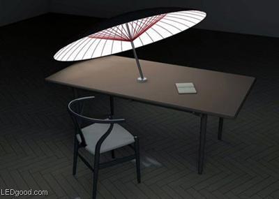 LED雨伞灯
