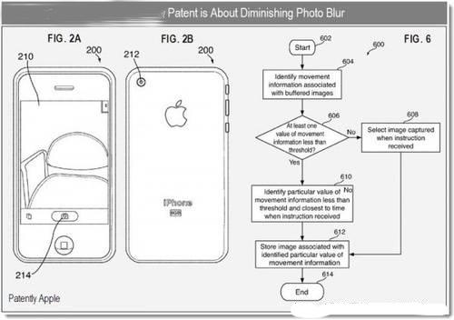 苹果iphone 5最新专利 设计图曝光[图文]