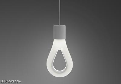 led灯泡结构
