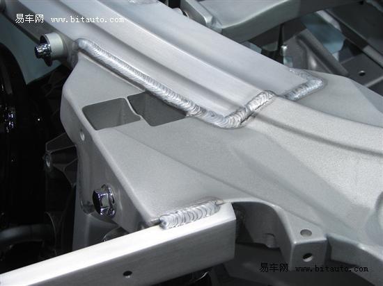 激光焊接技术焊缝均匀,可将异质材料融合在一起