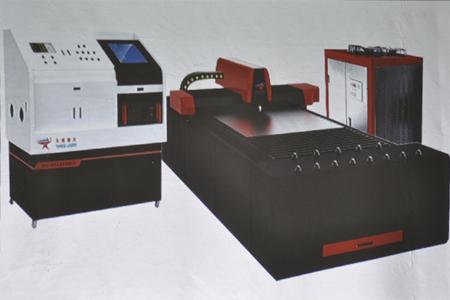 天琪激光YAG激光切割机项目
