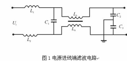 开关电源的尖峰干扰及其抑制
