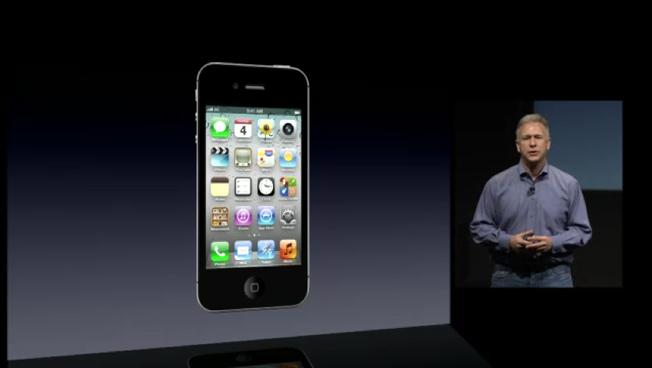 iPhone4S,苹果CEO库克自信的冒险?