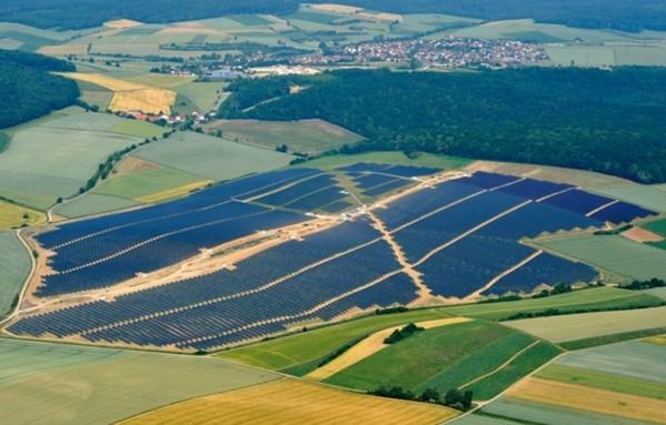 82mwp的solar moos 2太阳能电站
