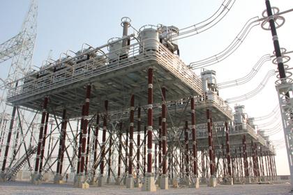 特高压南阳站扩建工程串补装置通过竣工验收