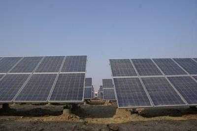 景泰10兆瓦光伏电站位于甘肃省白银市景泰县上沙沃地区,年设计平均