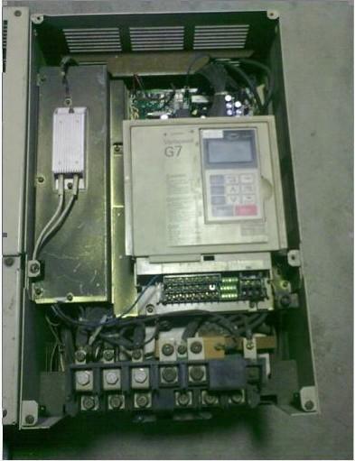 安川亚博APP入口616G7故障维修经验分析