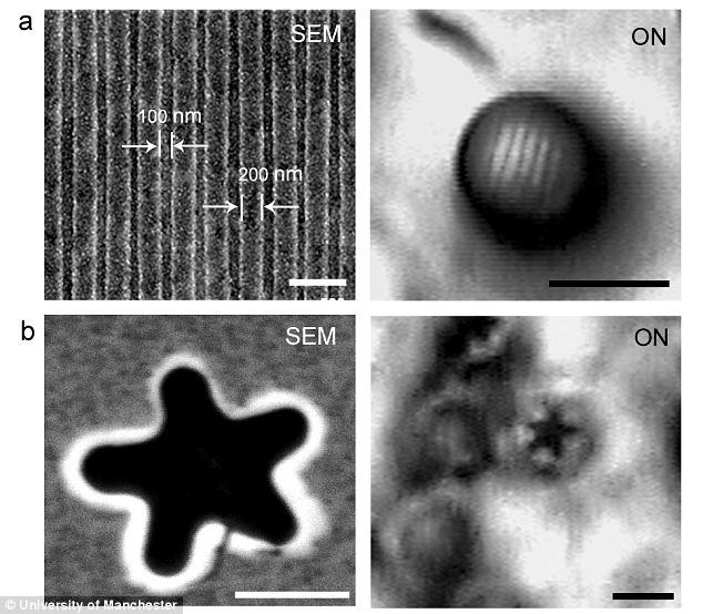 英研发世上最强光学显微镜 可在普通白光环境下直接观测