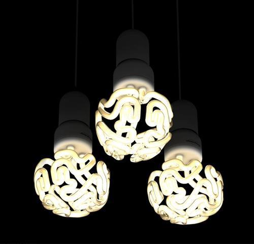 led创意灯具设计——insight