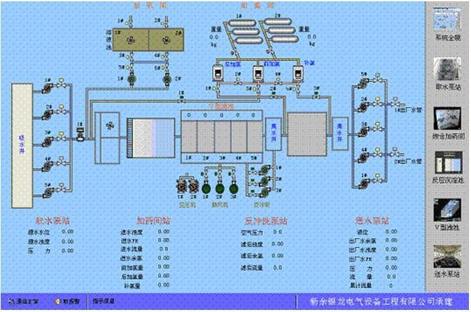 手自动顺序启停两台水泵接线图