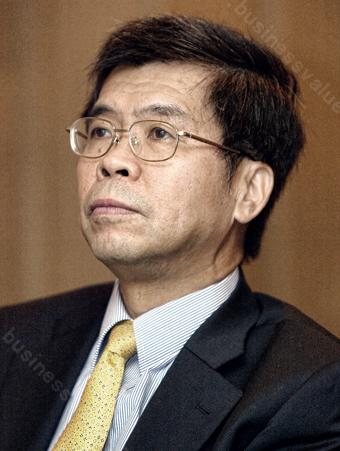 联发科技股份有限公司CEO蔡明介