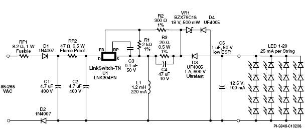 电路规律图