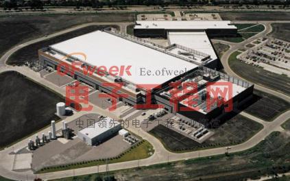 德州仪器1.1百万平方英尺的RFAB晶圆厂,包括25万平方英尺无尘净化室