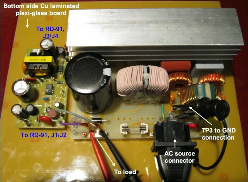 PI发布了一份采用HiperPFS™集成PFC控制器设计的PFC电源的设计范例报告