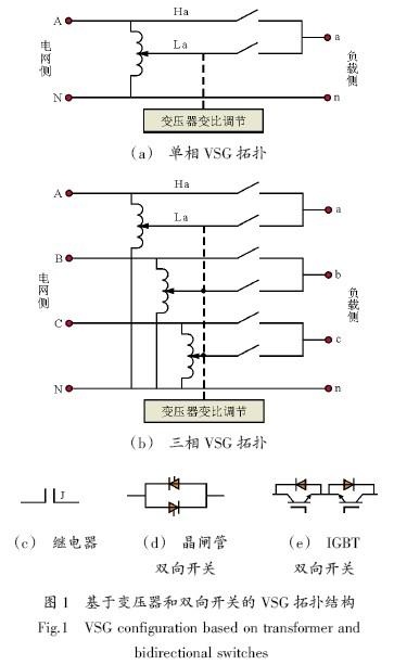 单相220v发电接触器接线图