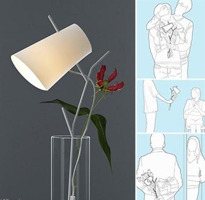 led台灯创意设计,核弹蘑菇云台灯怎样炼成?