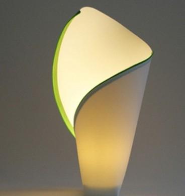 创意设计—led台灯灵动之翼精彩飞扬