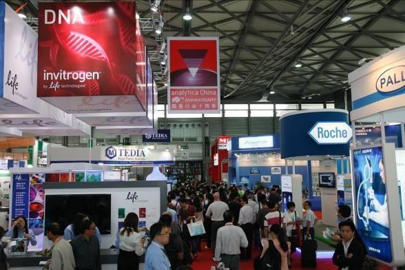 2012慕尼黑上海分析生化展隆重开幕