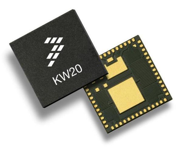 KW20 无线微控制器