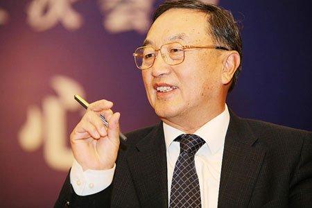 中国著名企业家、投资家 柳传志
