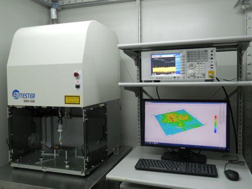 村田制作所在北京电磁屏蔽室提供EMI对策的技术支持