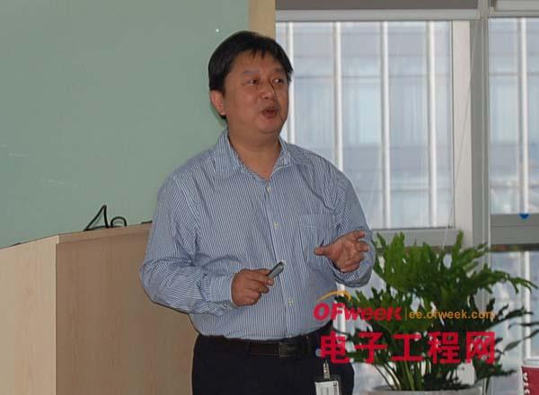 ADI公司技术业务经理 张松刚(Singer Zhang)