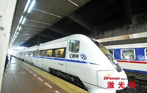 高铁在中国快速发展
