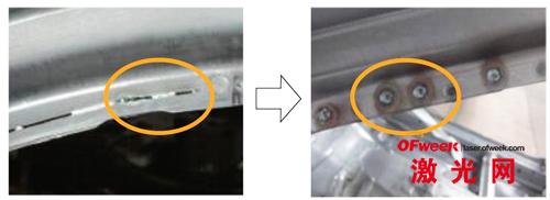 线状激光焊接工艺与新型激光焊接工艺