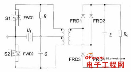 基于推挽逆变电路的24VDC-220VDC车载开关电源设计方案